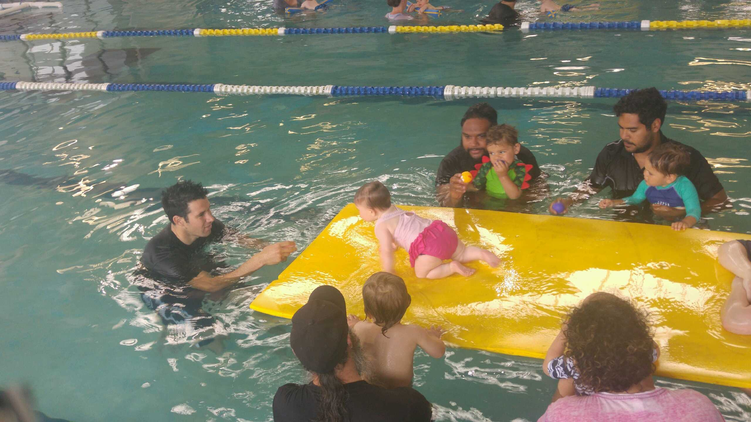 <p>Term 4 of the In Home Support Swimming Program has been a great success. We would like to make a special mention to all of the deadly dads who have been getting involved. This term we have seen a rise in the number of dads getting in the water and [&hellip;]</p>