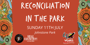 Reconciliation in the park HEADER TILE